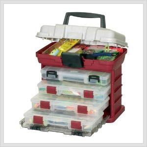 Plano 3500 Size Tackle Box.