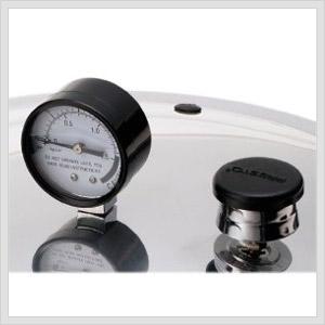 Aluminium Pressure Cooker.