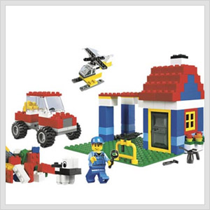 Lego Building Set.