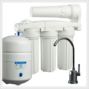 Watts WP5 50 Premier Five Stage Reverse Osmosis Water Treatment System.