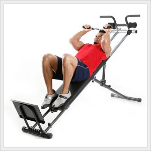 Weider Total Body Works 5000 Gym Review.