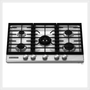 Kitchenaid Gas Cooktop Review.