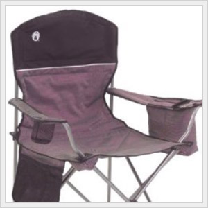 Coleman Oversized Quad Chair.